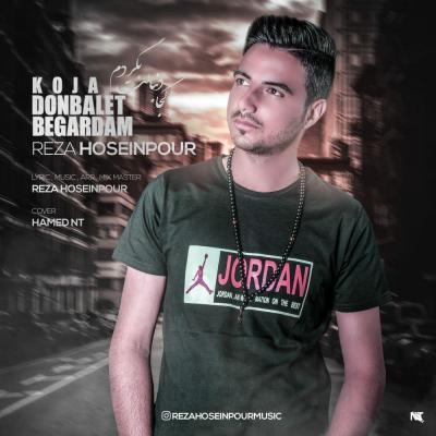 Reza Hoseinpour - Koja Donbalet Begardam