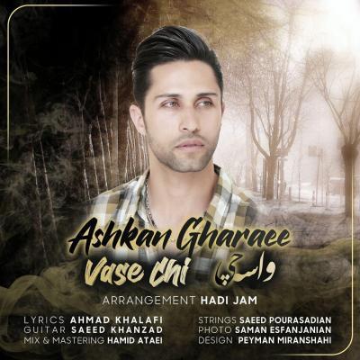 Ashkan Gharaee - Vase Chi