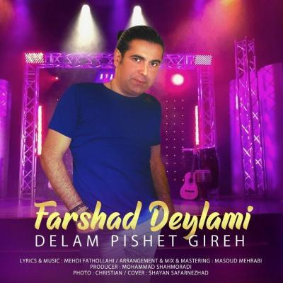 Farshad Deylami - Delam Pishet Gireh