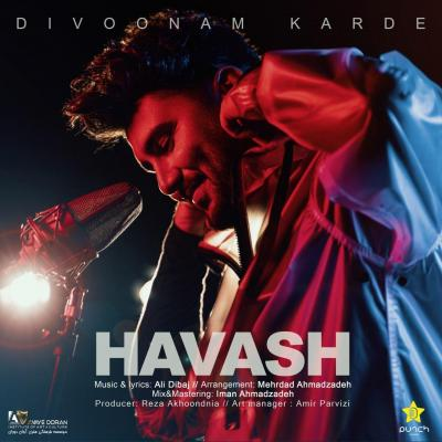 Havash - Divoonam Karde