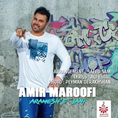 Amir Maroofi - Aramesh Jani