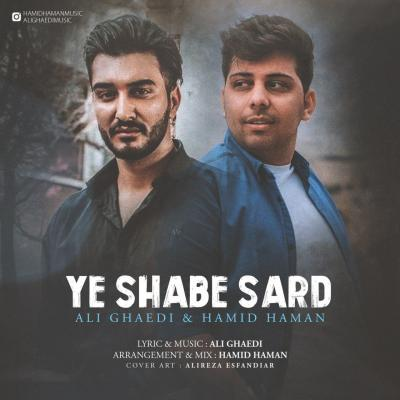 Ali Ghaedi - Ye Shabe Sard (Ft Hamid Haman)