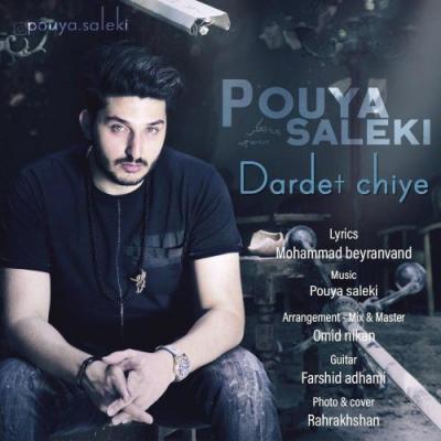 Pouya Saleki - Dardet Chiye