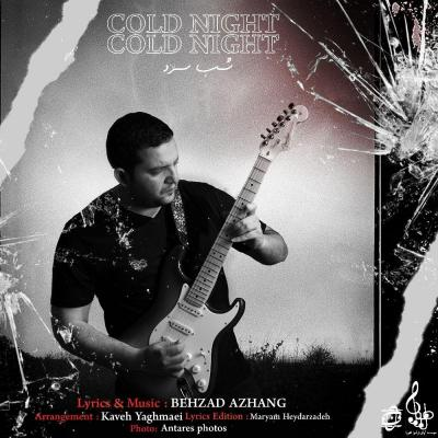 Behzad Azhang - Shabe Sard