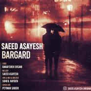 سعید آسایش - برگرد