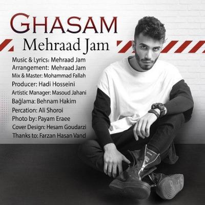 Mehraad Jam - Ghasam