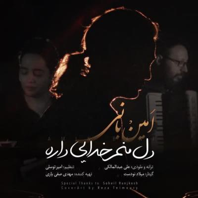 Amin Bani - Dele Manam Khodayi Dare