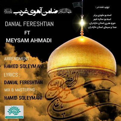 Danial Fereshtian - Zamene Ahoye Gharib (Ft Meysam Ahmadi)
