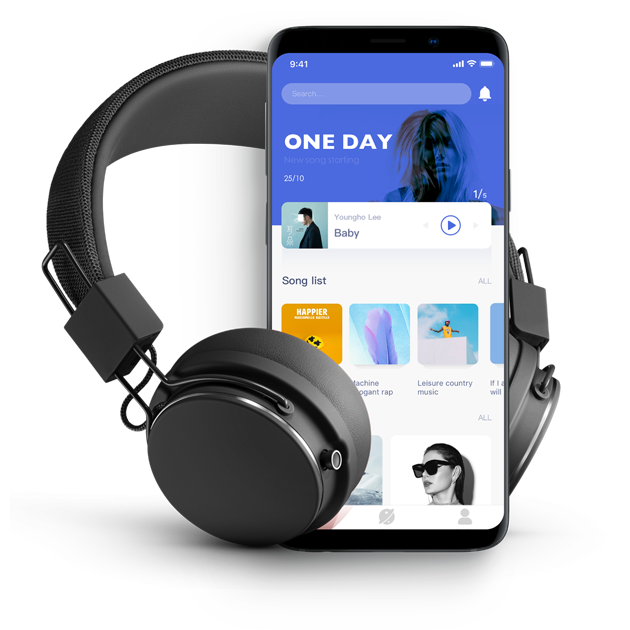 Playmusic Application